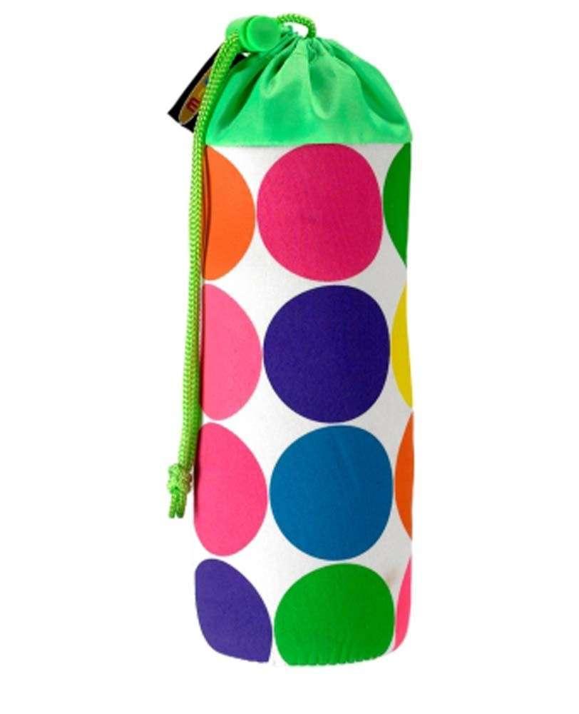 Micro Scooter Bottle Holder Neon Dot