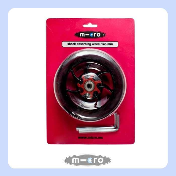 Micro Shock Absorbing Wheel 145mm