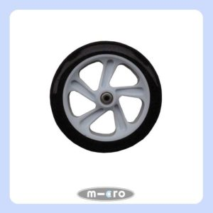 Micro White Wheel 200mm