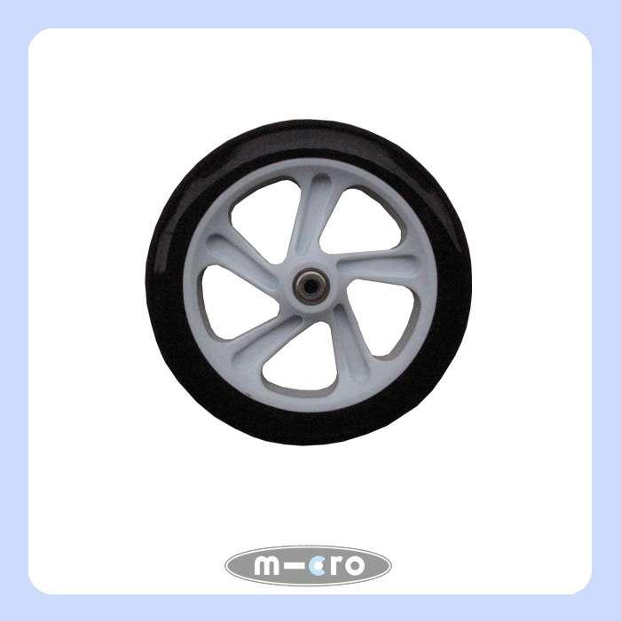 Micro White Wheel 200mm