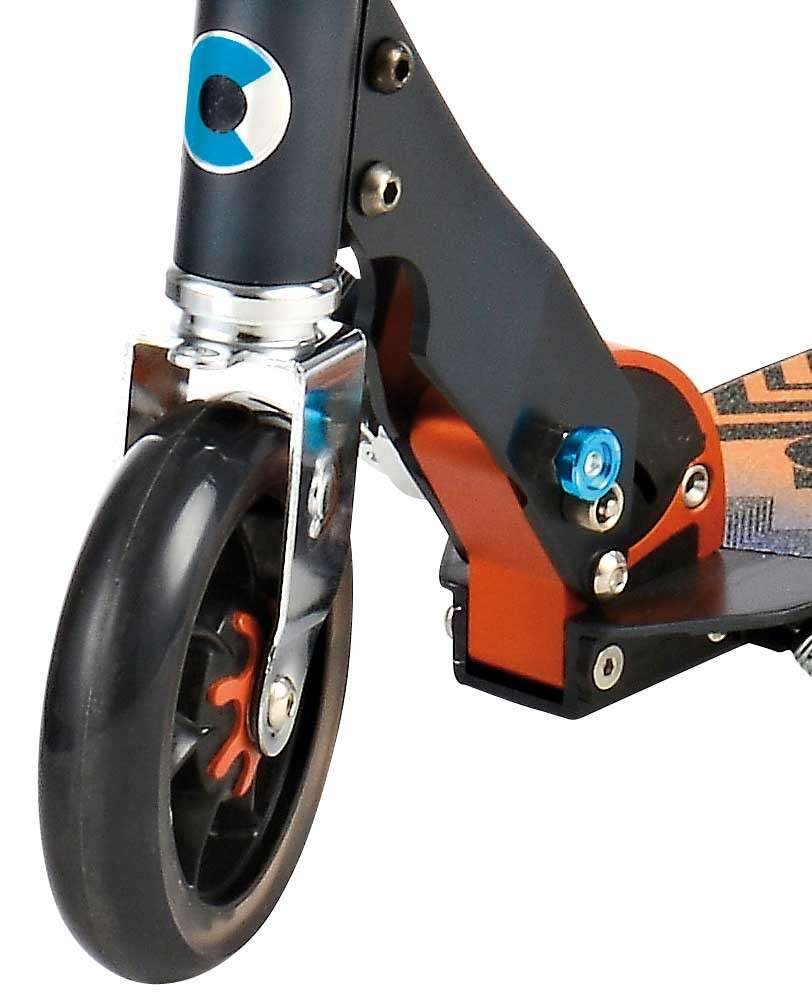 Speed+ Black/Orange