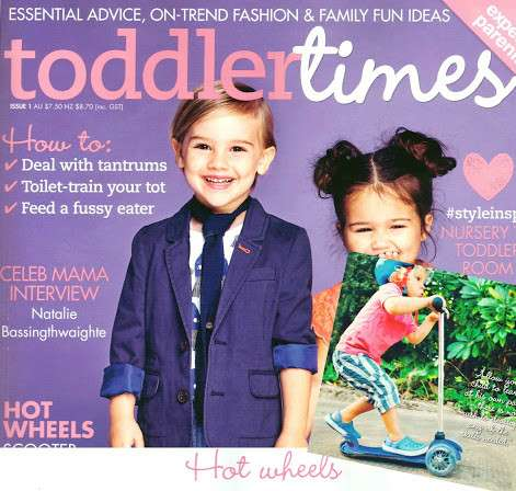 Toddler times Blog Main Image