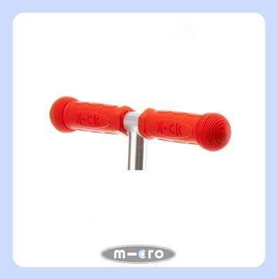 Micro Scooter Hand Grips Red