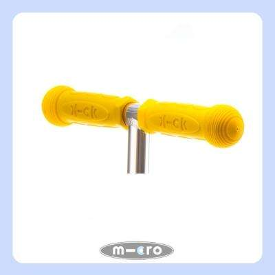 Micro Scooter Hand Grips Yellow