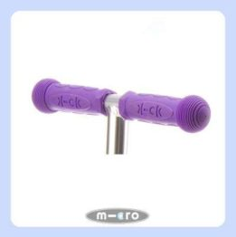Micro Scooter Hand Grips Purple
