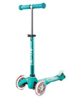 Mini Micro Deluxe Aqua | Micro Scooters Perth | Kids Scooter