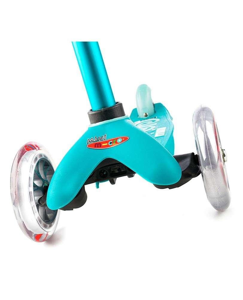 Mini Micro Deluxe Aqua | Micro Scooters Perth | Kids Scooter