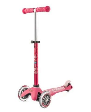 Mini Micro Deluxe Pink | Micro Scooters Perth | Kids Scooter