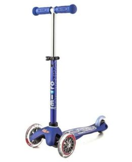 Mini Micro Deluxe Blue | Micro Scooters Perth | Kids Scooters