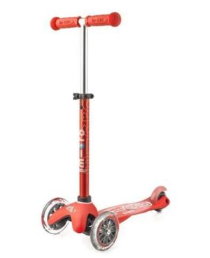 Mini Micro Deluxe Red | Micro Scooters Perth | Kids Scooters