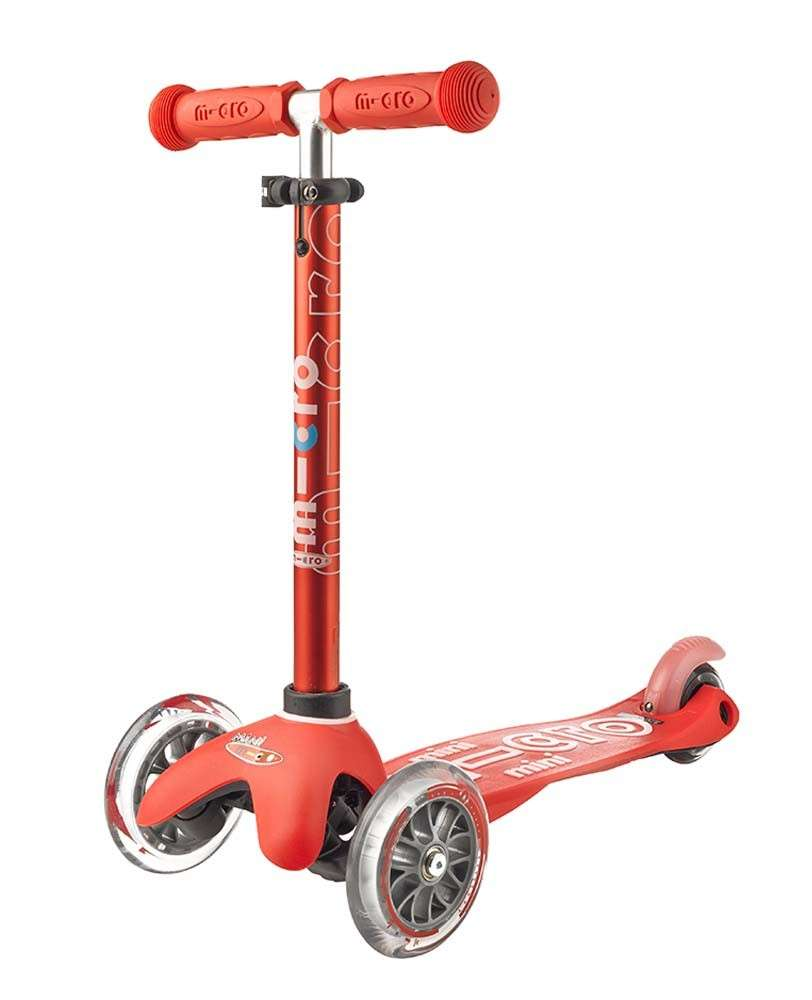 MMini Micro Deluxe Red   Micro Scooters Perth   Kids Scooters