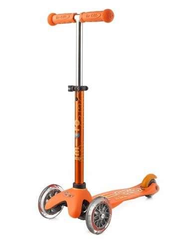 Mini Micro Deluxe Orange   Micro Scooters Perth   Kids Scooters