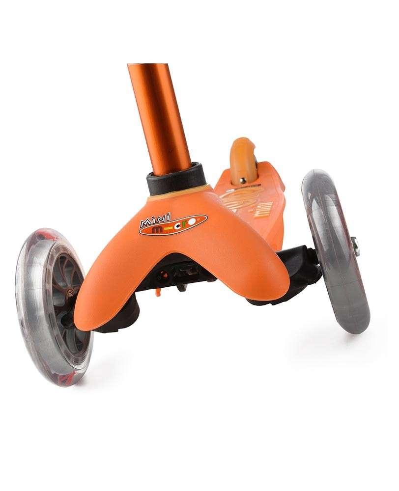 mini micro deluxe orange micro scooters perth micro. Black Bedroom Furniture Sets. Home Design Ideas