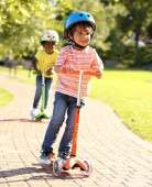 Mini Micro Deluxe Orange | Micro Scooters Perth | Kids Scooters