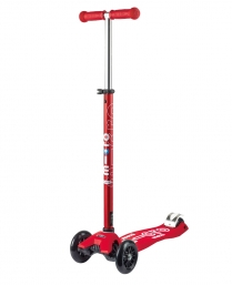 Maxi Micro Deluxe Red | Micro Scooters Perth