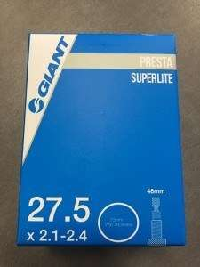 Bicycle Tube 27.5 Inch Superlite Bike Tube