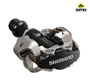 Shimano PD-M540 SPD Pedals Black