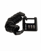 Micro Cable Lock Black