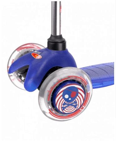 Wheel Whizzer Pirate