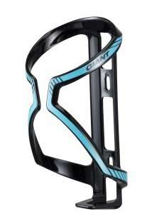 Giant Airway Sport Bottle Cage Black-Blue