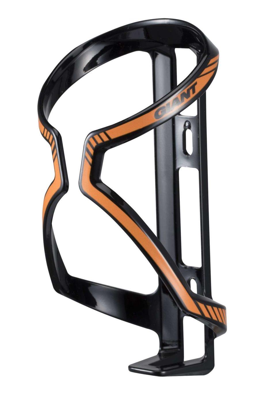 Giant Airway Sport Bottle Cage Black-Orange