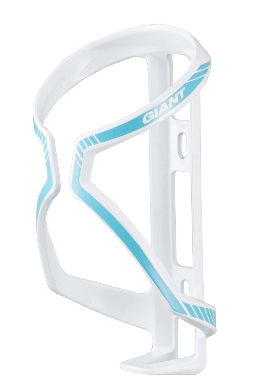 Giant Airway Sport Bottle Cage White-Blue