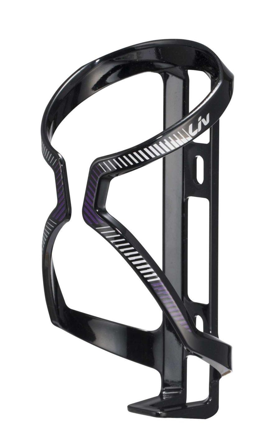 Liv Airway Sport Bottle Cage Black-Purple