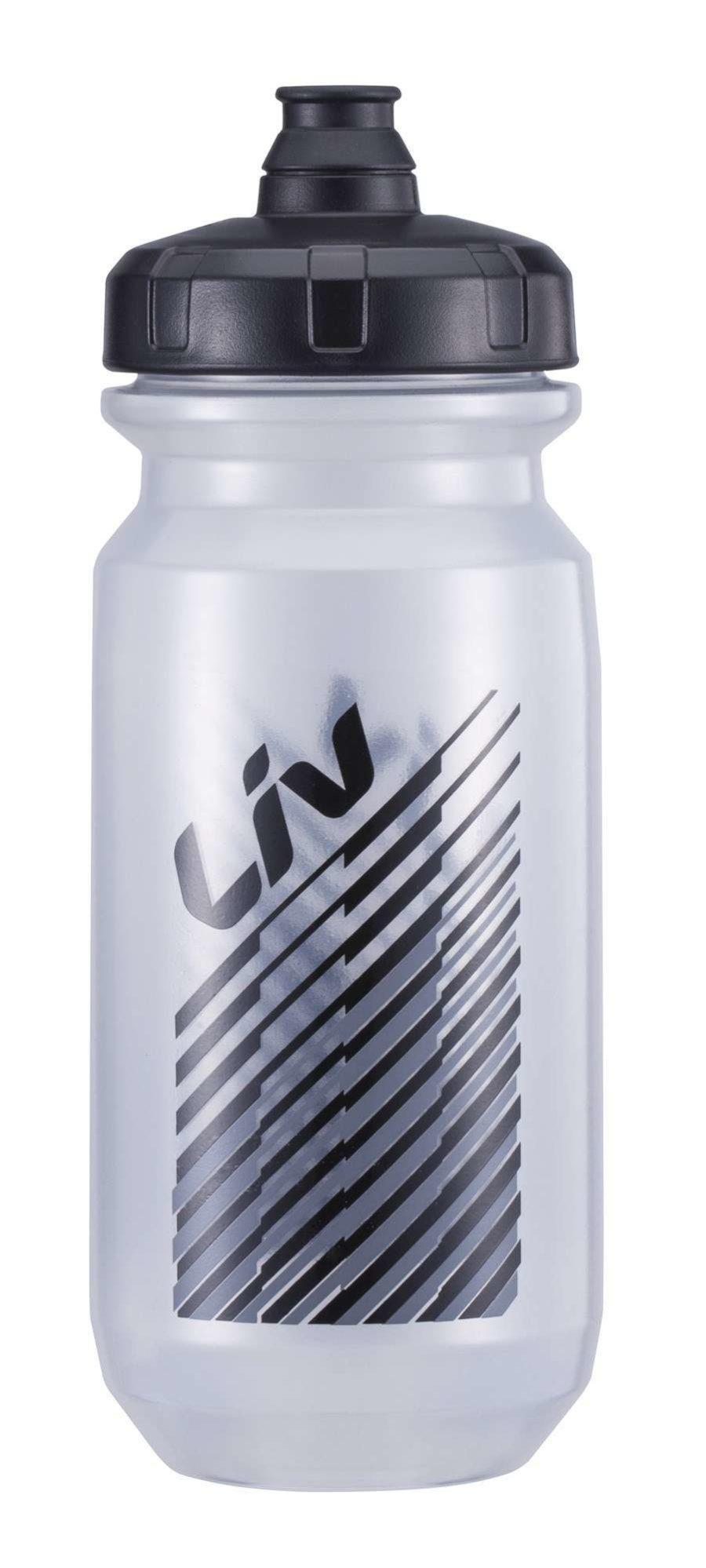 Liv Water Bottle 600CC Black