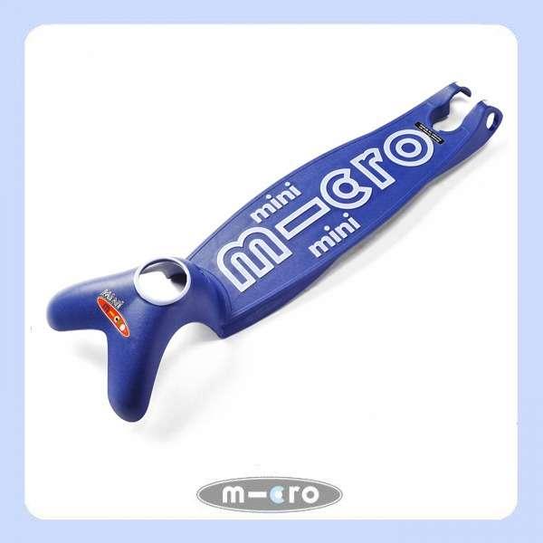 Mini Micro Deluxe Deck Blue