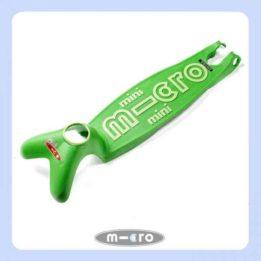 Mini Micro Deluxe Deck Green