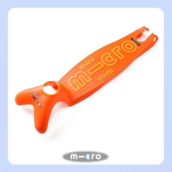 Mini Micro Deluxe Deck Orange
