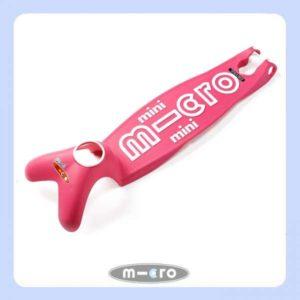 Mini Micro Deluxe Deck Pink