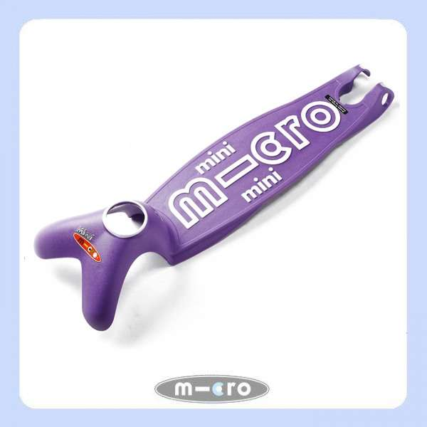 Mini Micro Deluxe Deck Purple