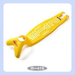 Mini Micro Deluxe Deck Yellow