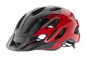 Giant Prompt Helmet Red-Black