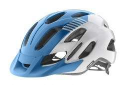 Giant Prompt Helmet White-Blue