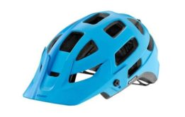 Giant Rail Helmet Cyan-Blue