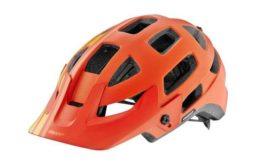 Giant Rail Helmet Orange-Yellow