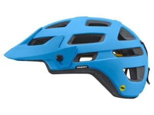 Giant Rail MIPS Helmet Cyan-Blue