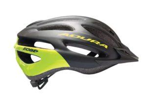 Helmet Adura Edge Black-Lime
