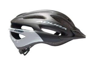 Helmet Adura Edge Black-Silver