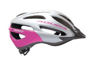 Helmet Adura Edge White-Pink