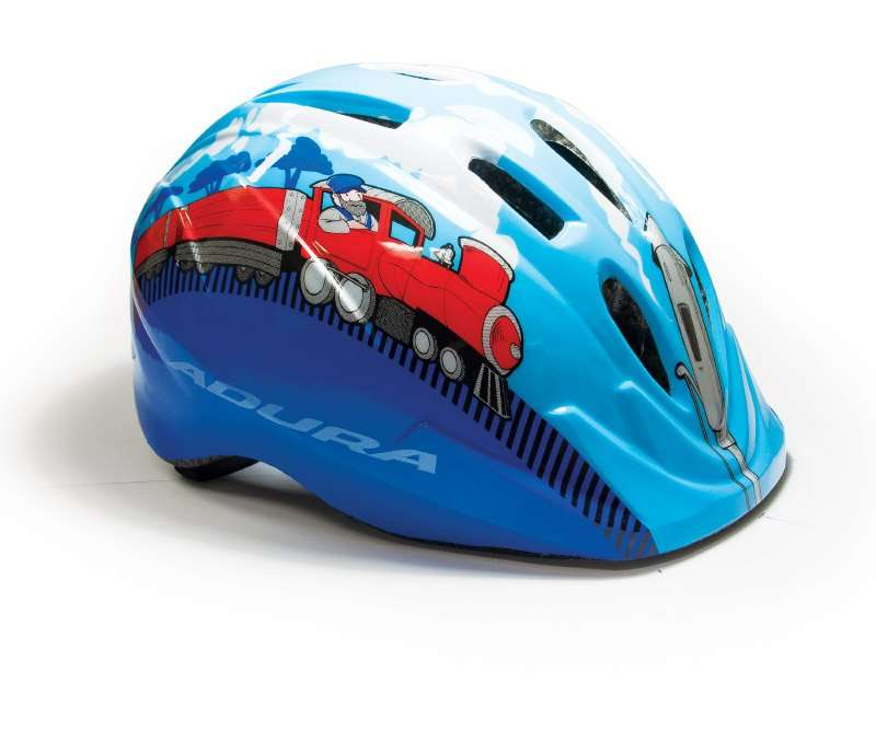 Helmet Adura J6 Trains