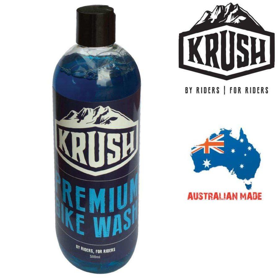 Krush Premium Bike Wash
