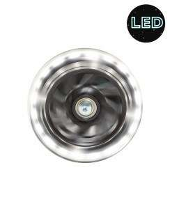 120mm LED Maxi Deluxe Wheel Set