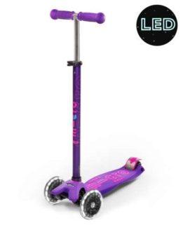 Maxi Micro Deluxe LED Purple