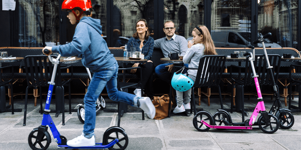 Micro Scooters Perth