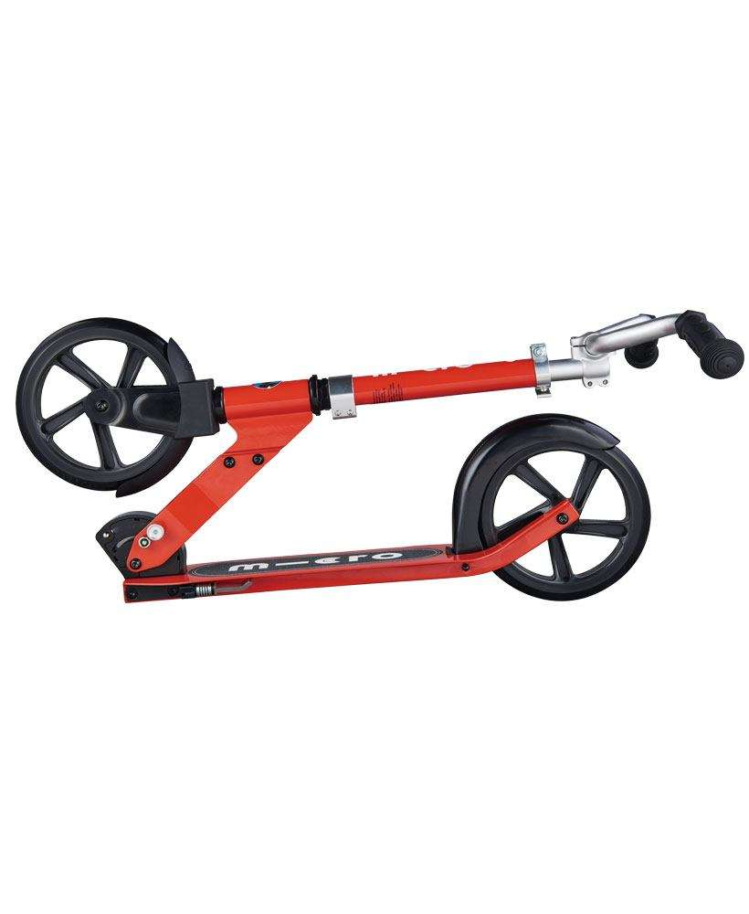 Micro Cruiser Red – Micro Scooters Perth – Georges Bike Shop