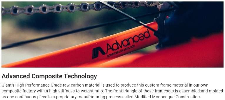 Giant Advanced Composite Technology