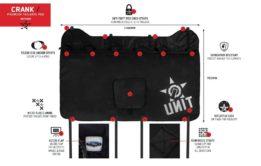 Crank Premium Tailgate Pad